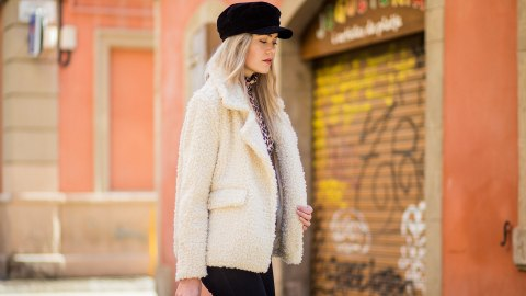 19 Very Good Reasons to Buy a Teddy Coat Now | StyleCaster