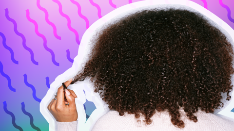 5 Actually Helpful Tutorials for Trimming Natural Hair Without Heat | StyleCaster