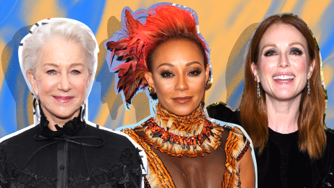 Props to These Famous Women Over 40 Who Posed Nude | StyleCaster