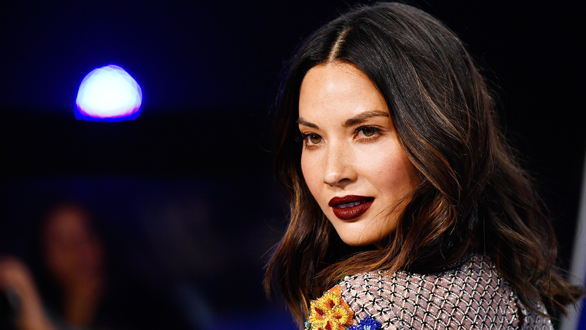 Olivia Munn Uses This $6 Drugstore Conditioner as a D.I.Y. Hair Mask