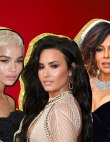 The Celebrity Beauty Moments We Were Obsessed With in 2017