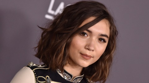 Rowan Blanchard Admits She Feels Insecure 'Every Day' | StyleCaster
