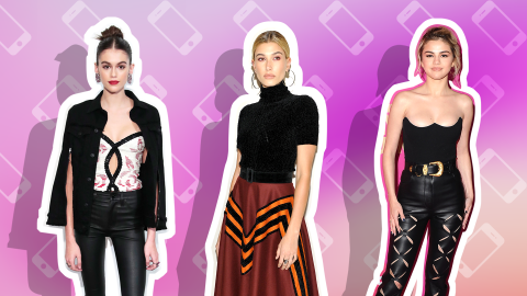 The Celebrity Instagram Trend that Will Take Over 2018 | StyleCaster