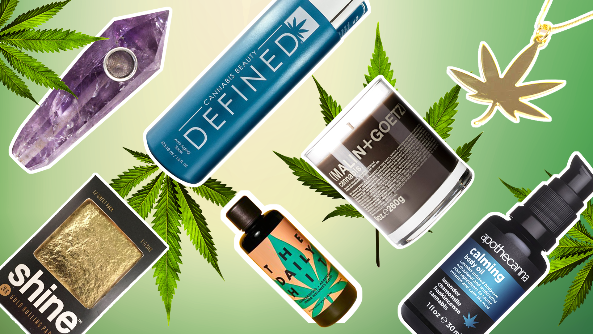 STYLECASTER | Stoner Gift Guide | Cannabis & Marijuana Gifts