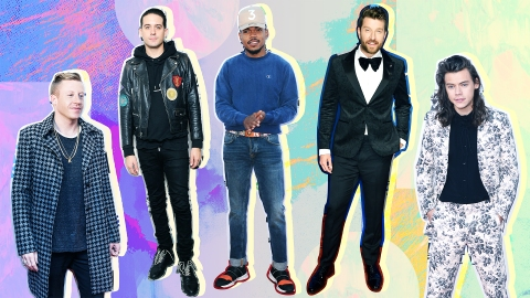 Style Rules We're Stealing from Male Musicians   StyleCaster
