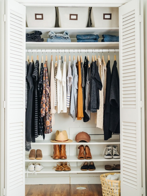 unf2017 109 1 Simple Steps to Declutter Your Closet for a Fresh Fashion Start in 2018