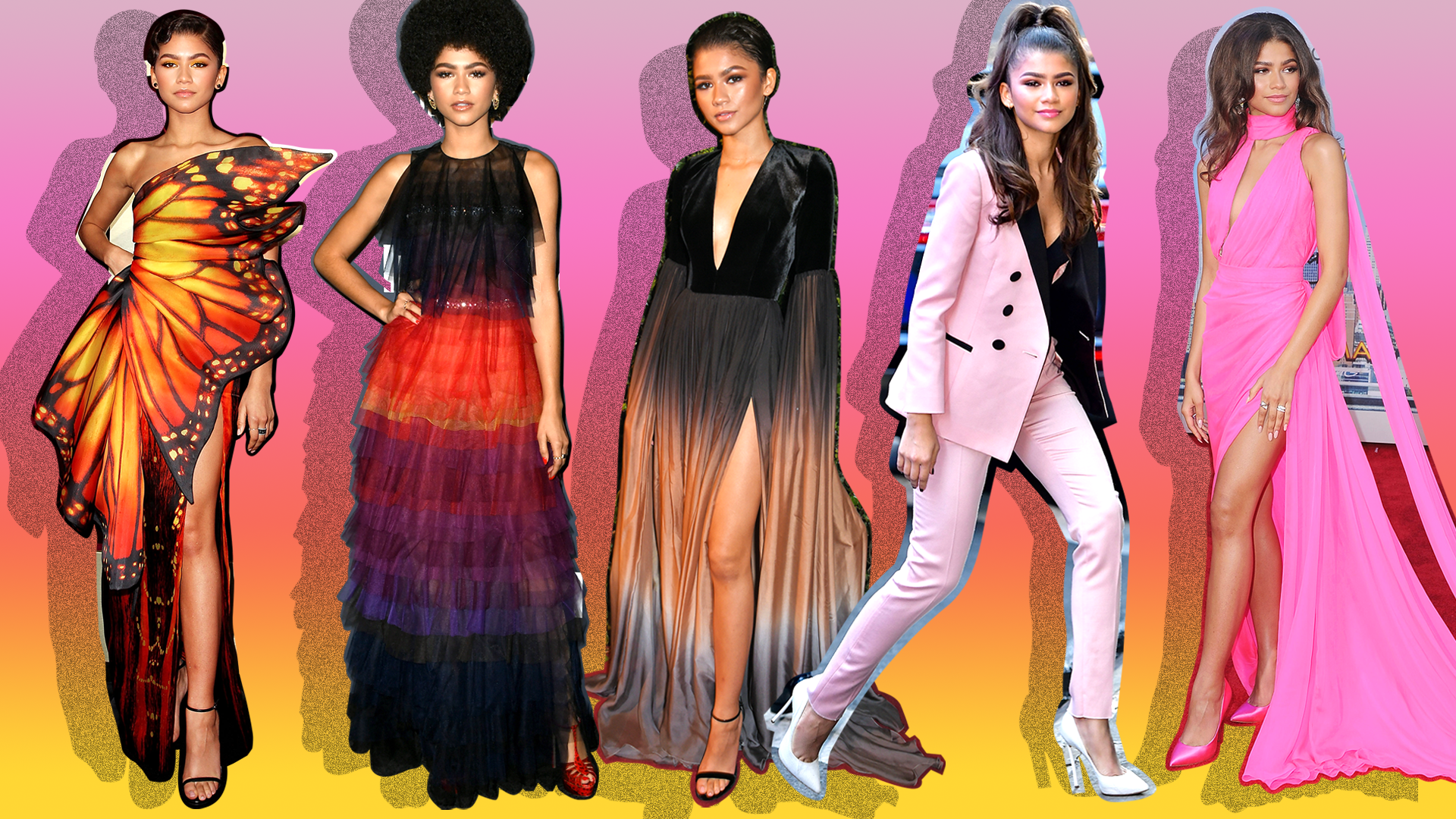 37 Times Zendaya Made Our Jaws Drop with Her Killer Fashion Choices