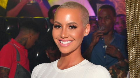 Is Amber Rose Really Being Shamed for Her Breast Reduction? | StyleCaster