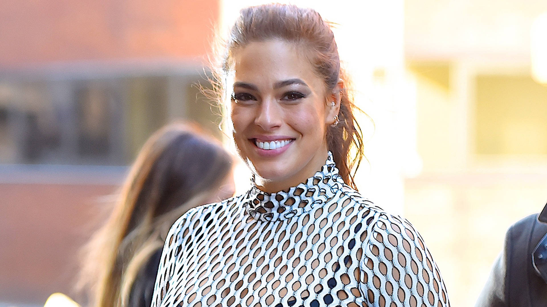 Ashley Graham Shuts Down Claims That Her Latest Magazine Cover Is Photoshopped