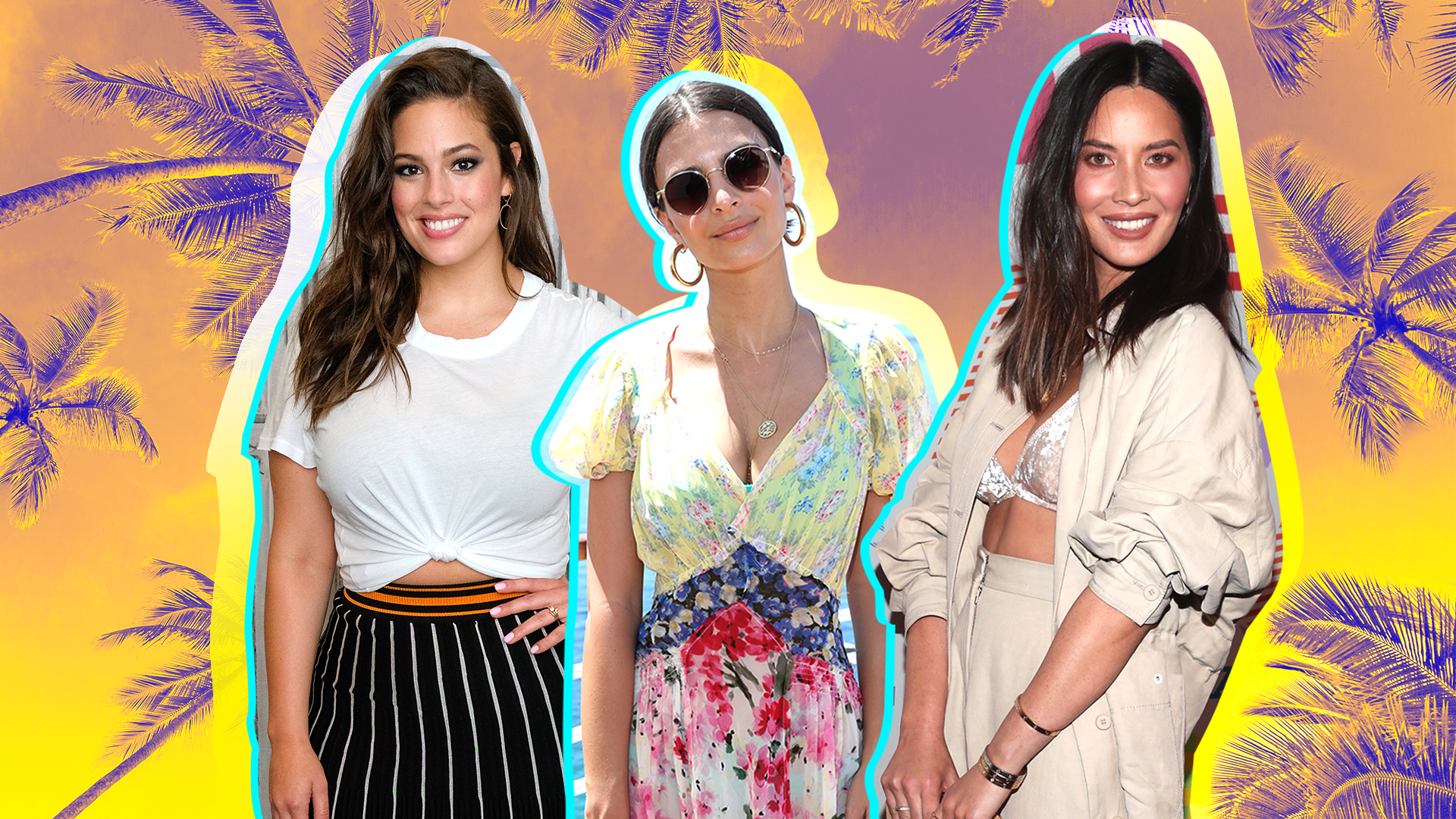 The Top 20 Celebrities to Follow for Ultra-Glam Travel Inspiration