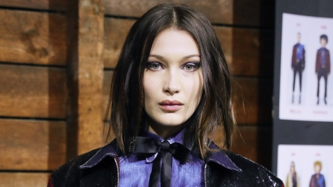 Bella Hadid Just Got Real About Suffering from Anxiety | StyleCaster