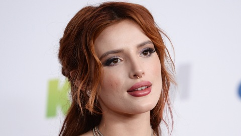 Bella Thorne Slams Claim That She 'Made Up' Sexual Abuse Story   StyleCaster