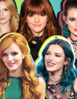 The Colorful Evolution of Bella Thorne's Hair