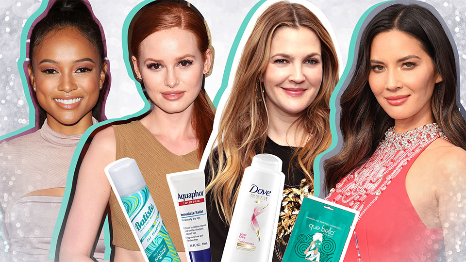 The Drugstore Beauty Products Celebrities Genuinely Love