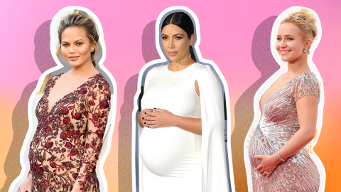 We Still Can't Believe These Celebs Were Bump-Shamed | StyleCaster