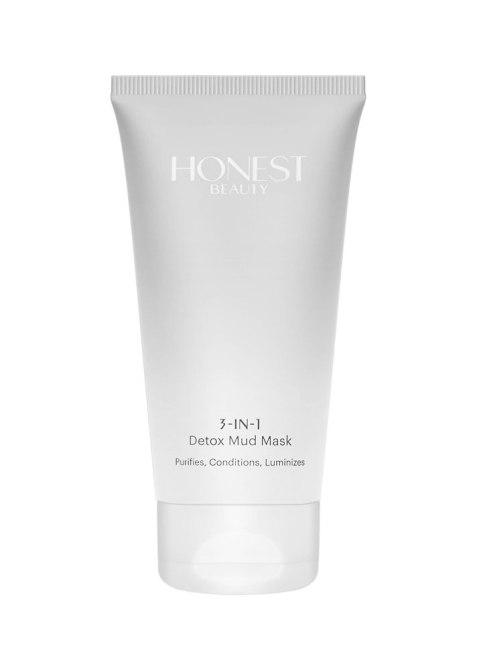 STYLECASTER | New Clay Masks | Honest Beauty 3-in-1 Detox Mud Mask