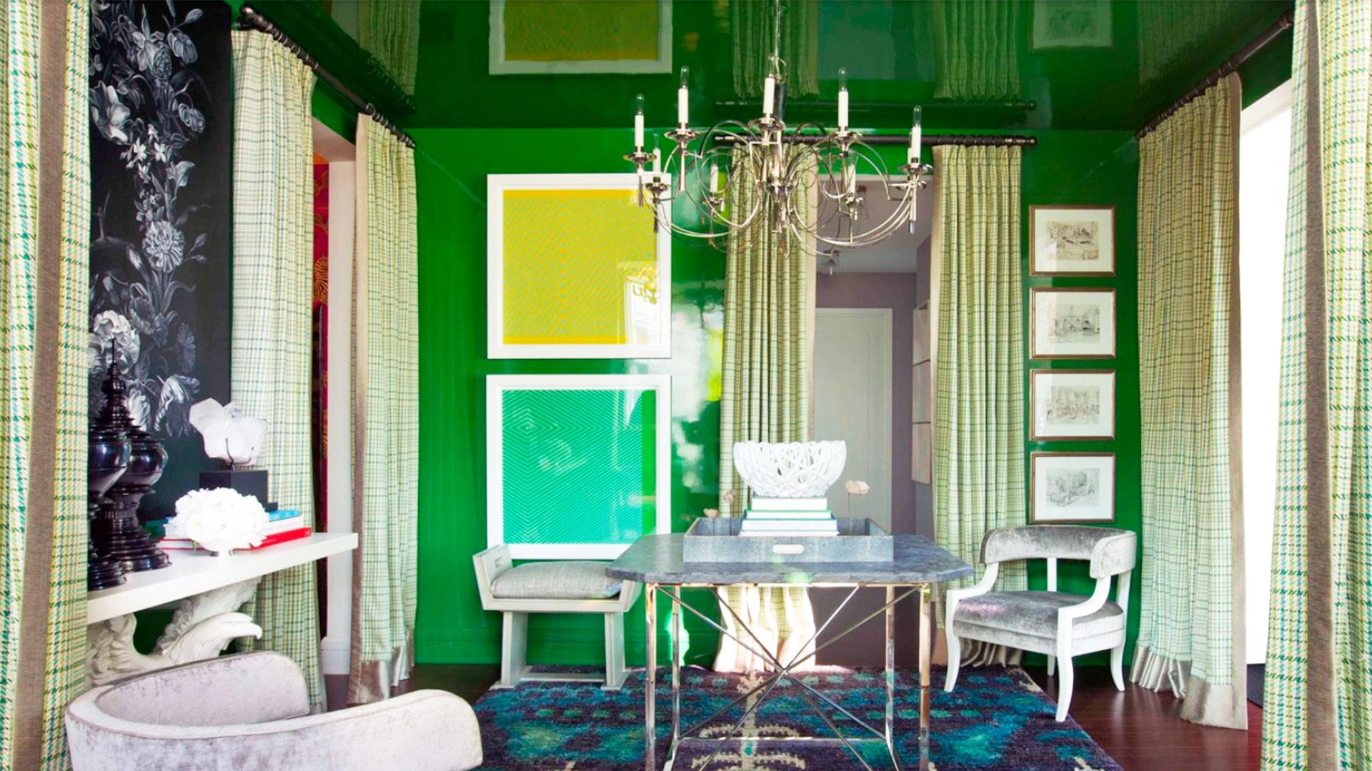 STYLECASTER | How to Trick Out Your Ceiling