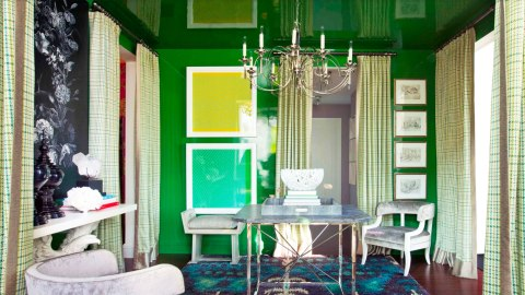 Proof That Tricking Out Your Ceilings Is a Decor Game-Changer | StyleCaster