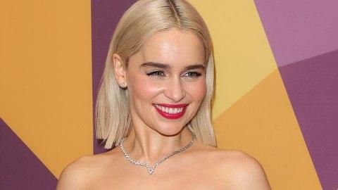 Emilia Clarke's Makeup Artist's Hack for Making Lip Color Stick | StyleCaster