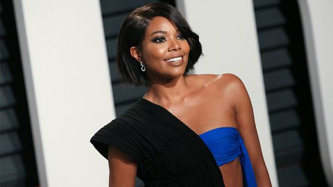 Gabrielle Union Flaunts Her Freckles in a Makeup-Free Selfie   StyleCaster