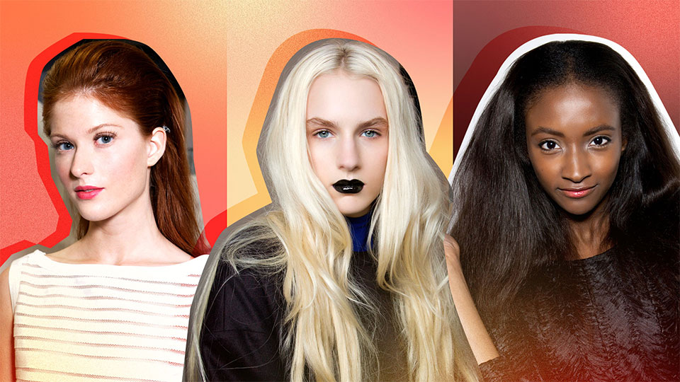 The Super-Simple Hair-Color Chart for Every Shade Imaginable