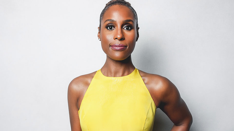 Issa Rae's Makeup Artist Has an Easy Trick for Faking Fuller Brows