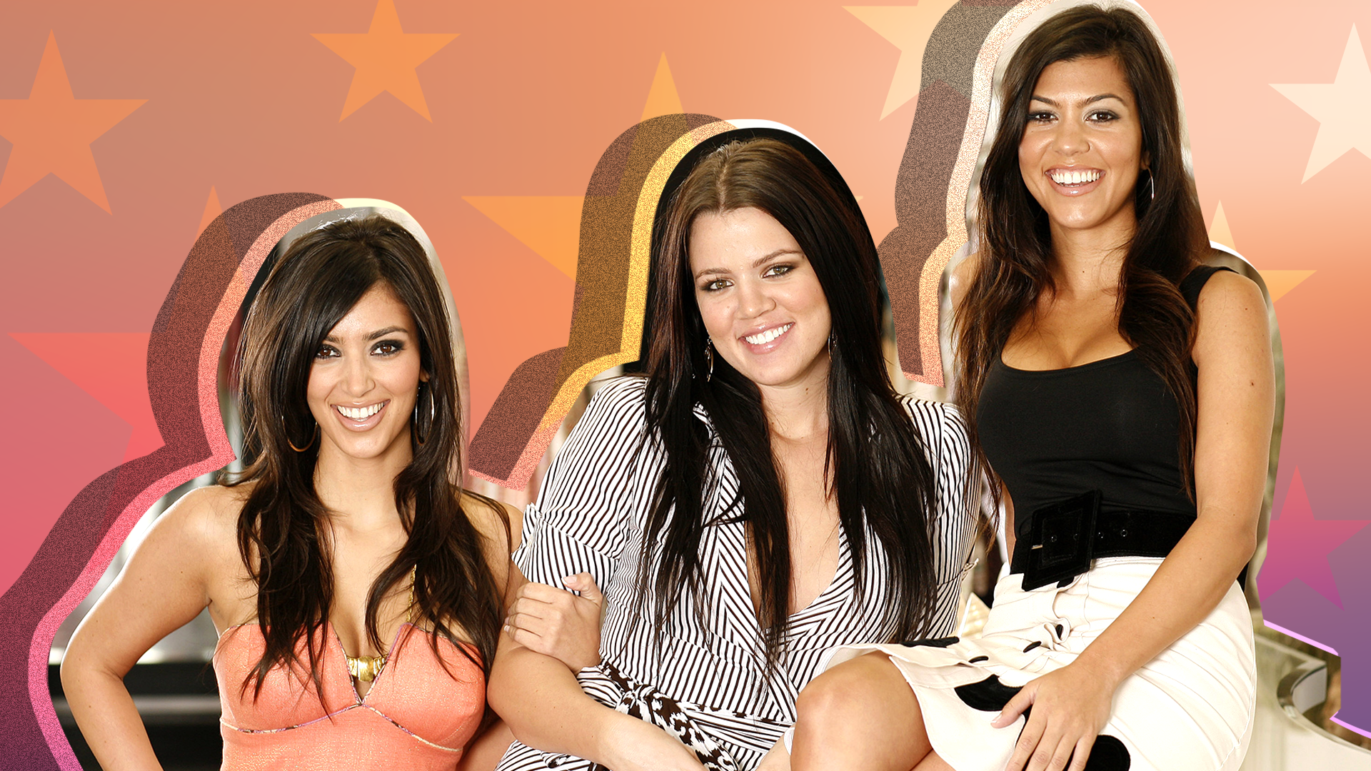 Kardashian Jenner Pictures Before They Were Famous Stylecaster