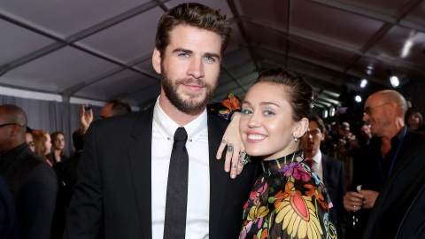 Liam Hemsworth Has Some Strong Feelings About Miley Cyrus' Current Relationship Status   StyleCaster