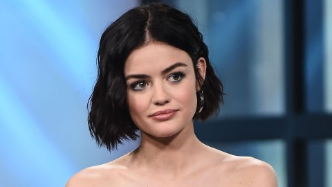 Lucy Hale Opens Up About Her Sexual Assault Experience   StyleCaster