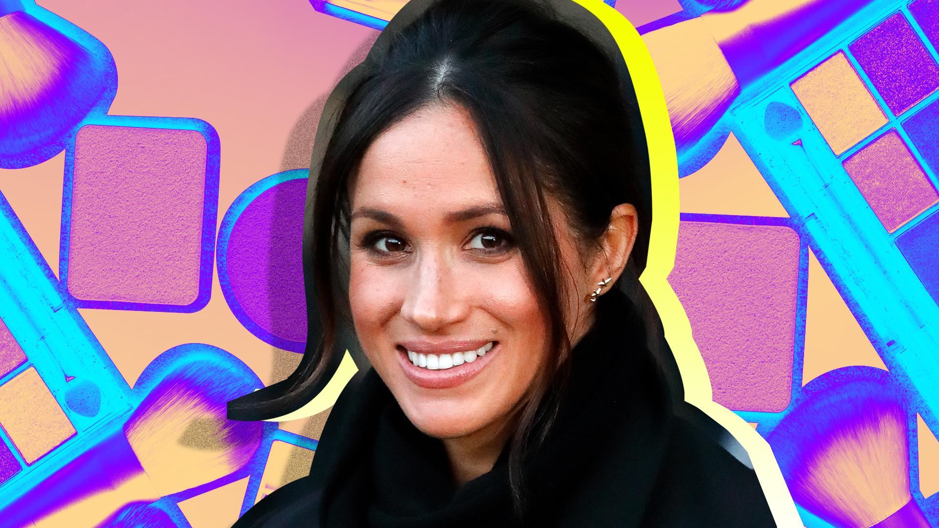20 Beauty Products Meghan Markle Swears By for a Princess-Like Glow