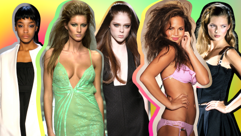 15 Surprising Ways Supermodels Were Discovered | StyleCaster