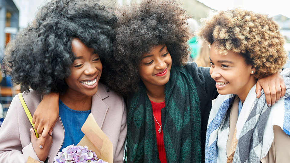 Let's Talk About the Diversity Problem in Natural Hair Ads for Black Women
