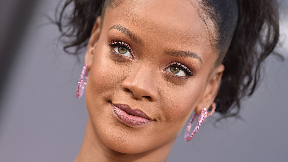 Rihanna's Makeup Artist Reveals the One Product RiRi Never Goes Without