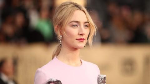 You'll Definitely Recognize Saoirse Ronan's Latest Doppelgänger | StyleCaster