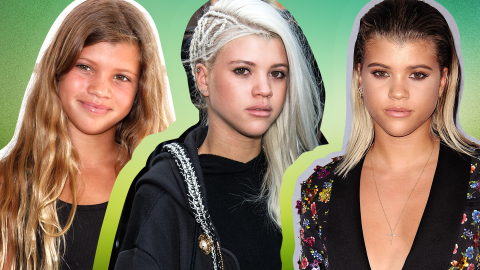 You Need to See Sofia Richie's Epic Beauty Evolution | StyleCaster