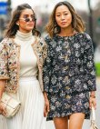 The Chicest Street Style Looks from Paris Haute Couture Week