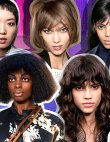 Runway-Inspired Ways to Style Your Bangs