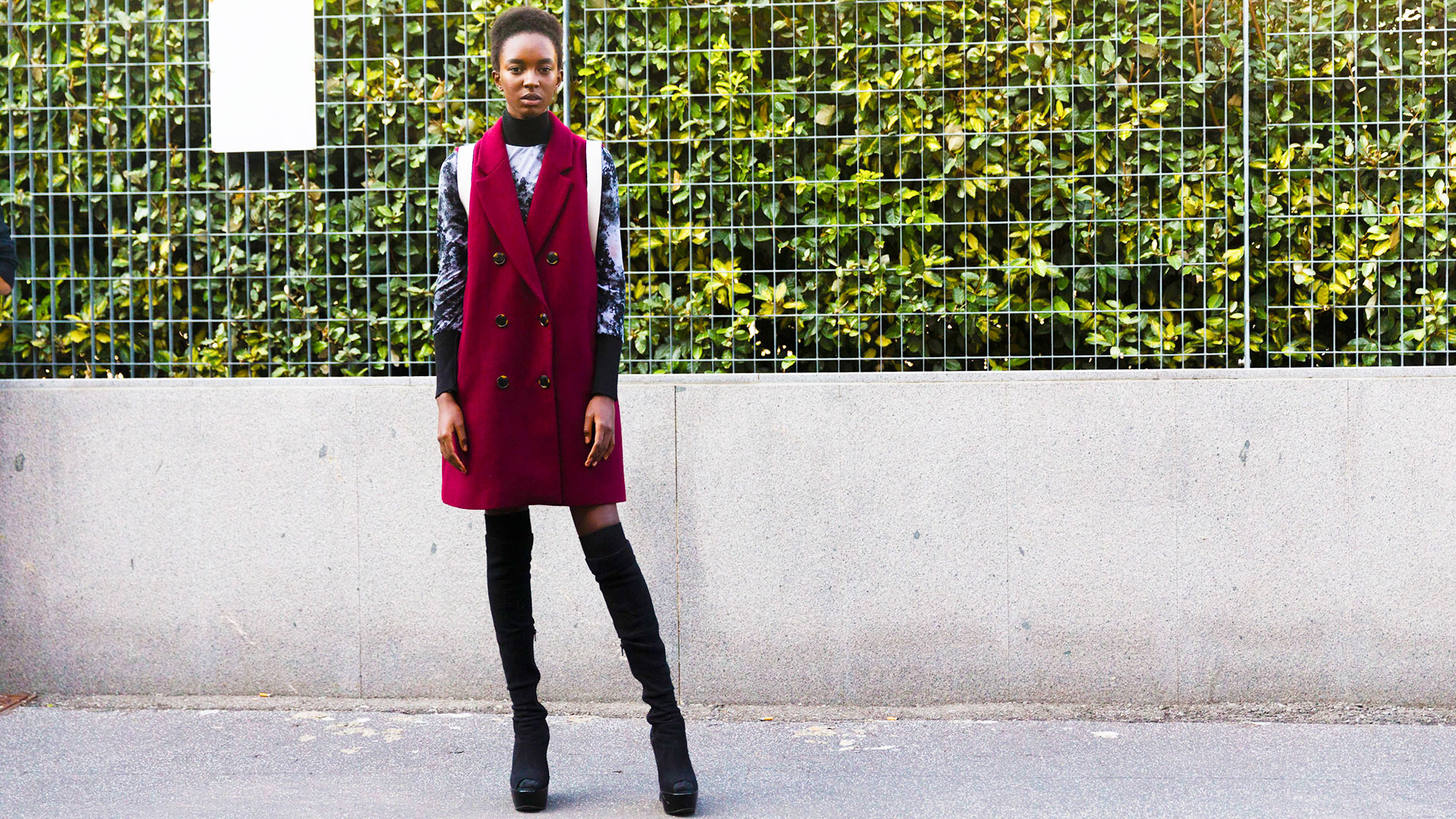 STYLECASTER   Thigh-High Boots Shopping Guide
