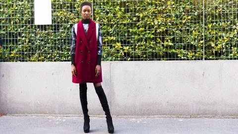 21 Reasons to Invest in a Pair of Thigh-High Boots Now | StyleCaster