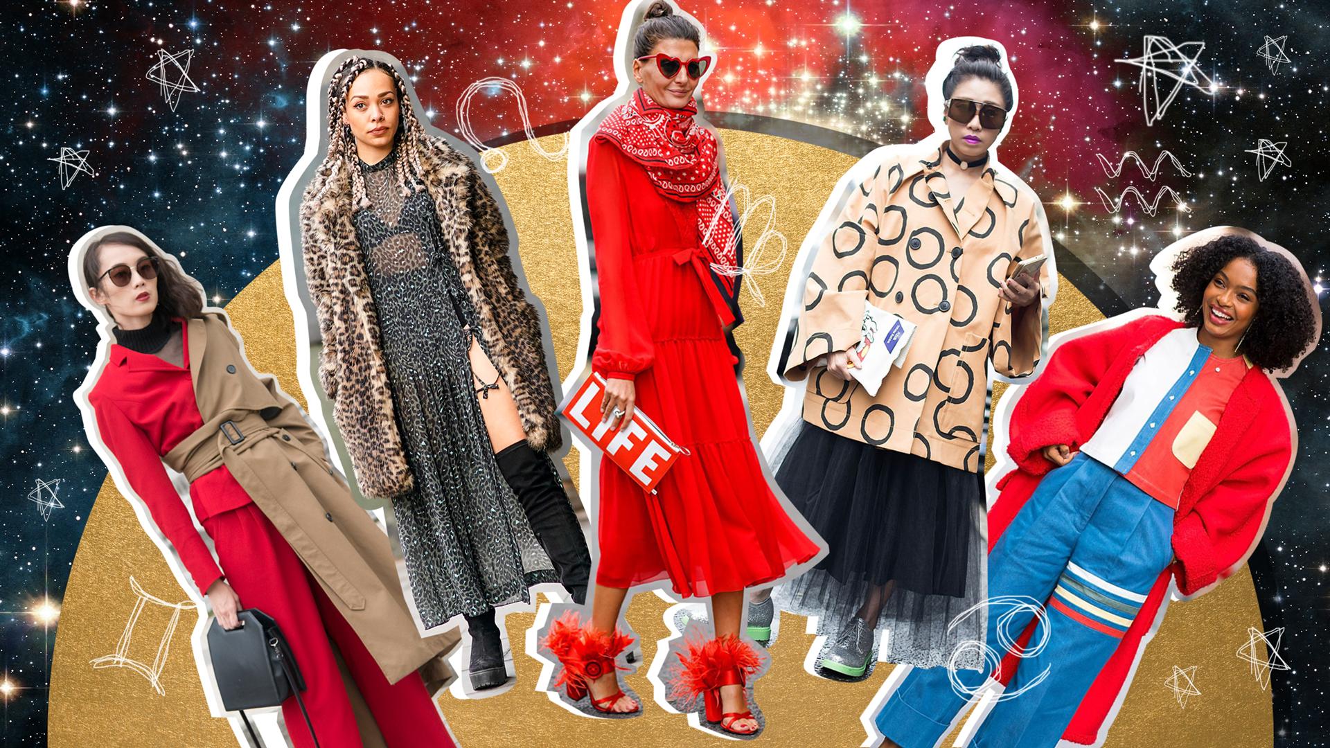 STYLECASTER | Zodiac Sign Fashion Advice