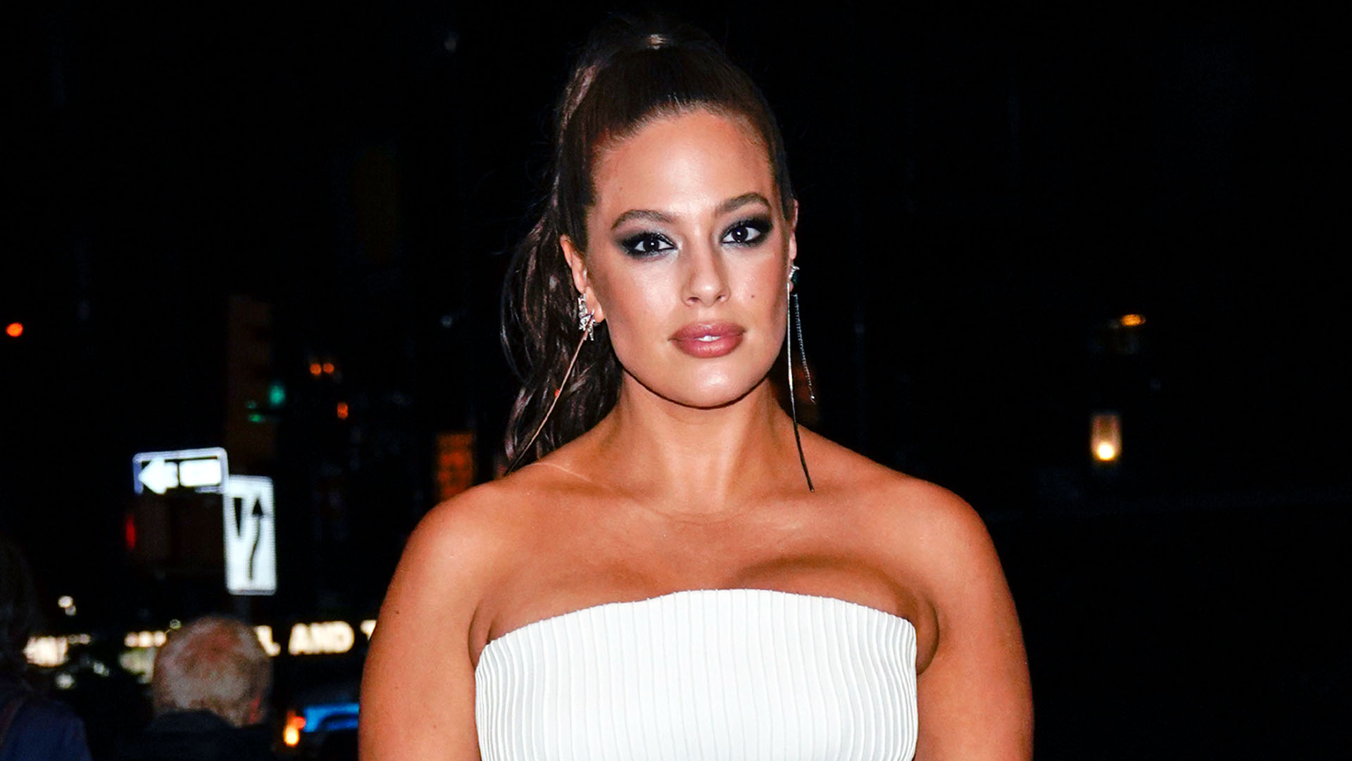 Ashley Graham Gave Her Thigh Crease This Empowering Nickname