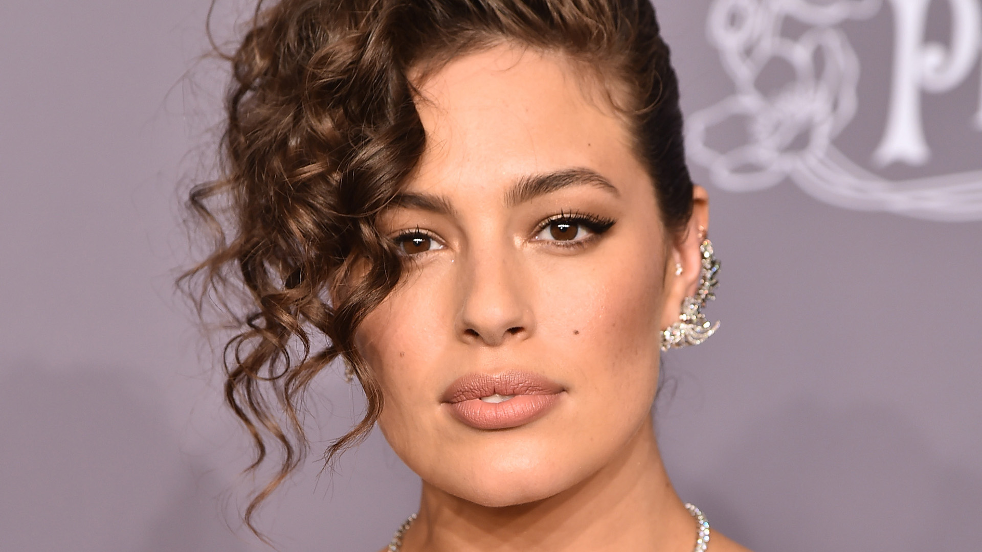 Ashley Graham's Hairstylist Uses This Surprising Hack to Fake a Fuller Hairline