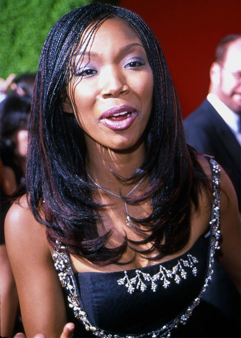 black beauty moments brandy 1 The Most Iconic Black Beauty Looks of All Time