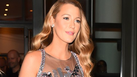 The Unique Way Blake Lively's Makeup Artist Uses Blush | StyleCaster