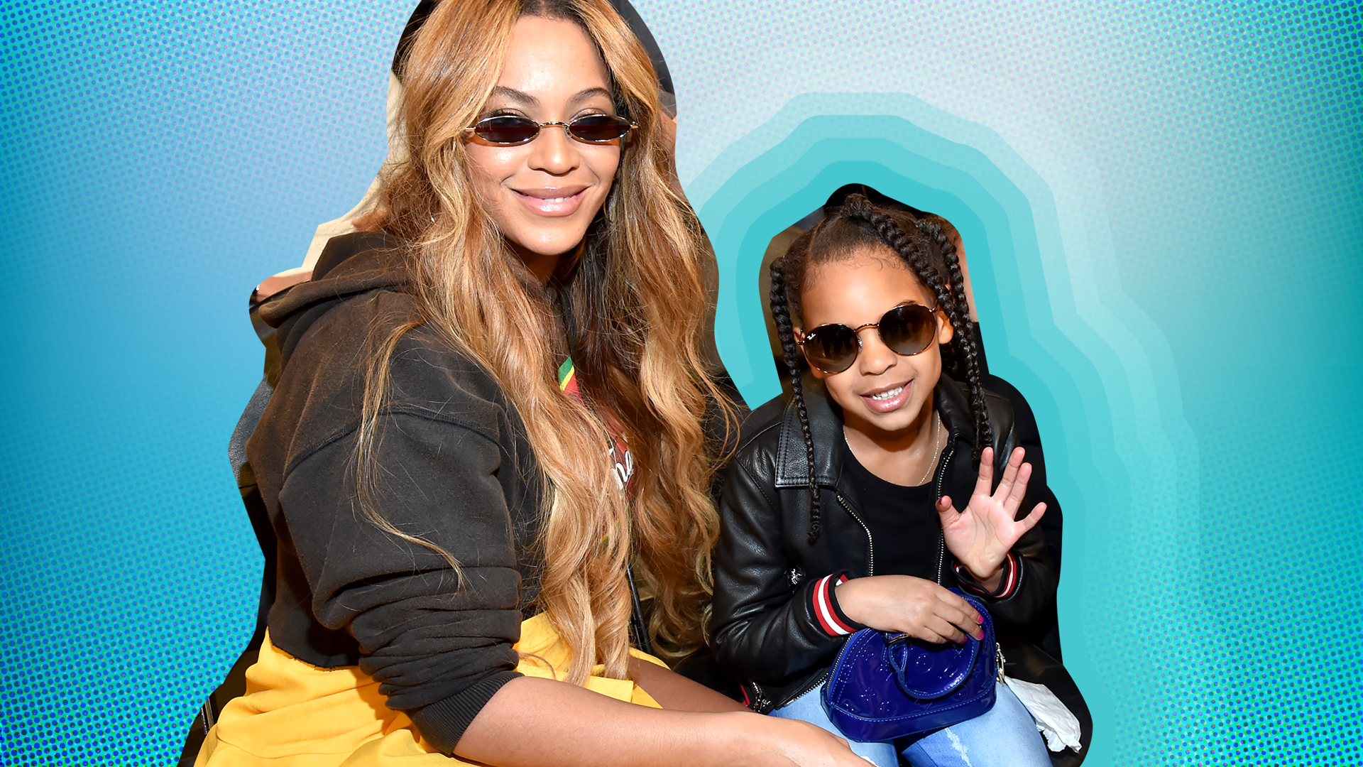 10 Sassy Blue Ivy Moments That Prove She's Beyoncé's Daughter