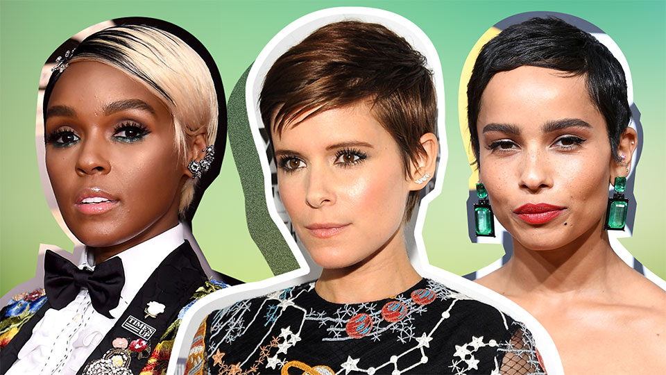 21 Celebs Who Put Their Unique Twist on the Pixie Cut | StyleCaster