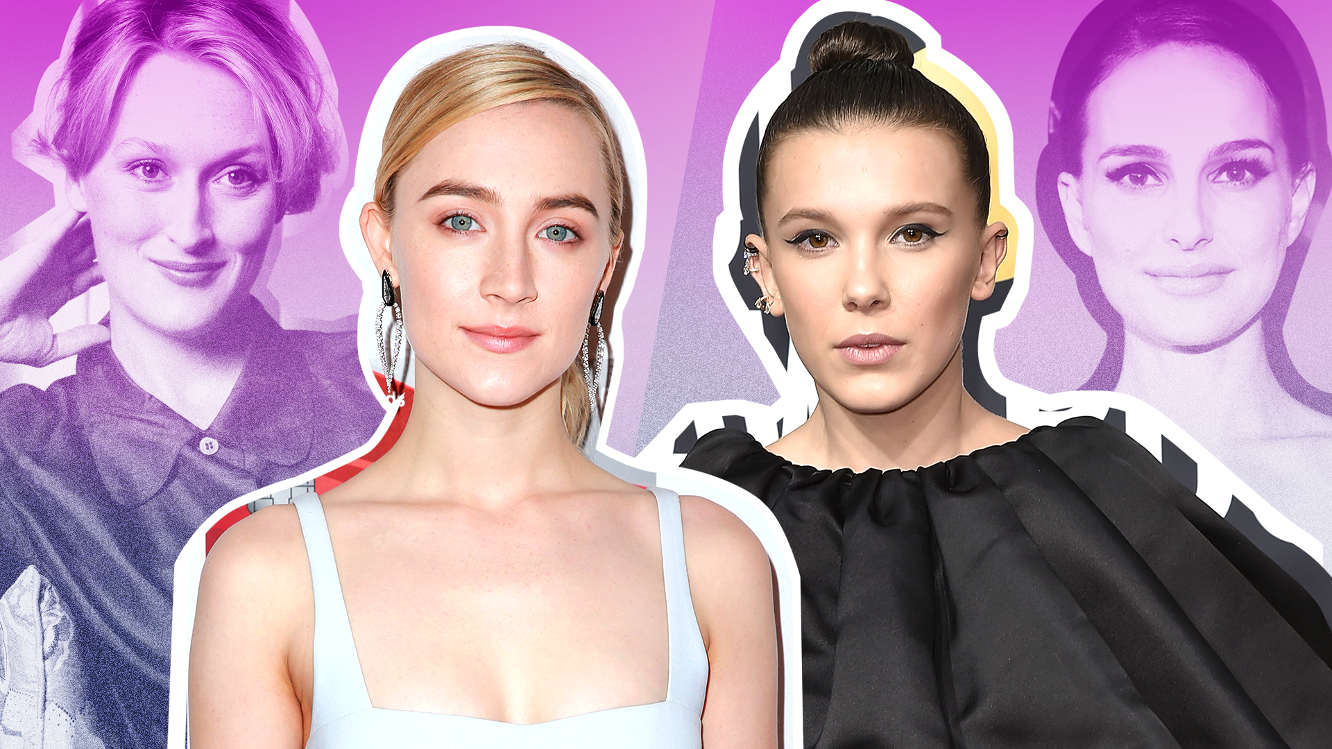 12 Celebrities Who Look Identical to Younger Versions of Other Celebrities