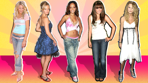 Look at These Awkward Celebrity First-Red-Carpet Photos | StyleCaster