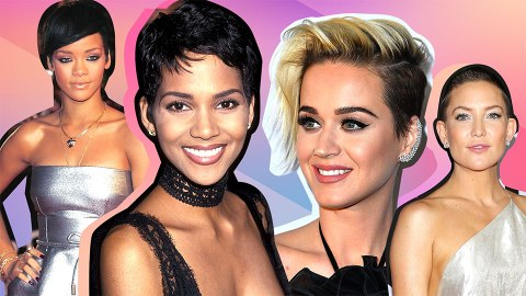 The Most Dramatic Celebrity Hair Makeovers, Ever | StyleCaster