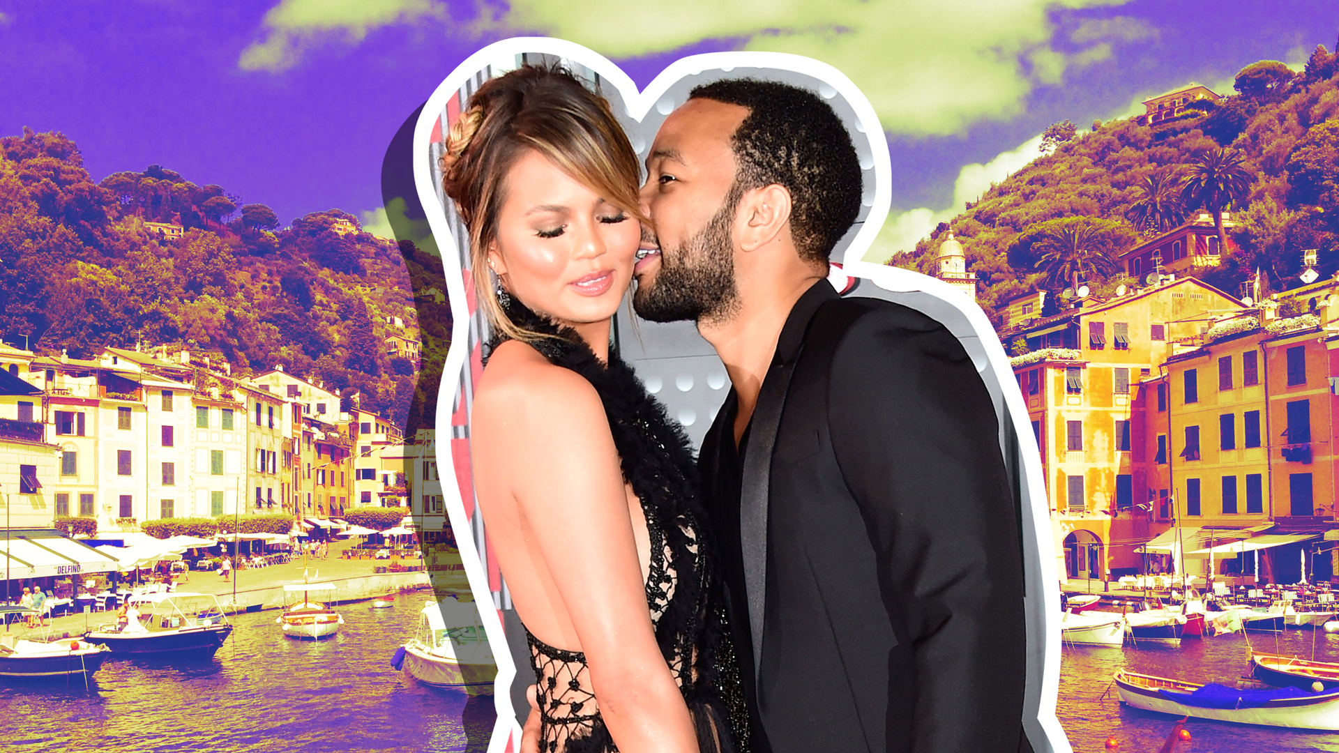 10 Romantic Celebrity Honeymoon Destinations to Swoon Over